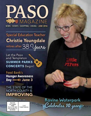 2016 June PASO Magazine