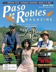 2016 March PASO Magazine