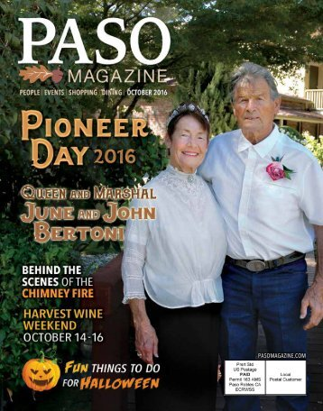 2016 October PASO Magazine