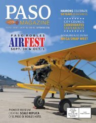 2016 September PASO Magazine