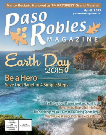2015 April PASO Magazine