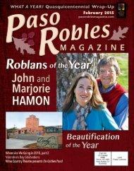 2015 February PASO Magazine
