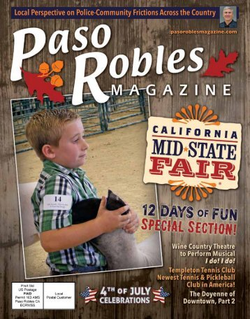 2015 July PASO Magazine
