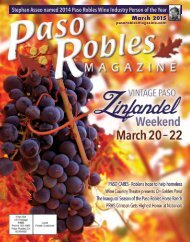 2015 March PASO Magazine