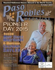 2015 October PASO Magazine