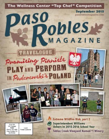 2015 September PASO Magazine