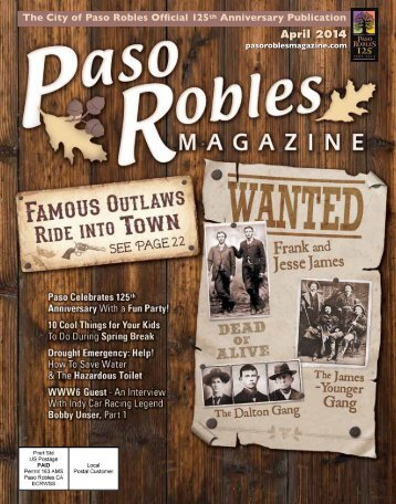 2014 April PASO Magazine