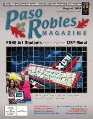 2014 August PASO Magazine