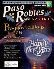 2014 January PASO Magazine