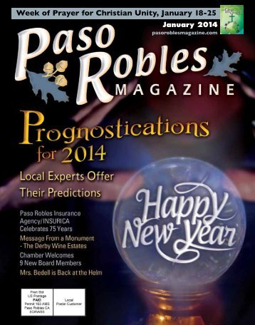 2014 January PASO Magazine