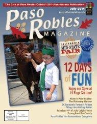 2014 July PASO Magazine
