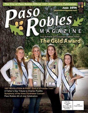 2014 June PASO Magazine