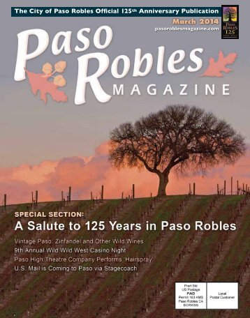2014 March PASO Magazine