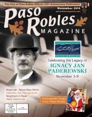 2014 November PASO Magazine
