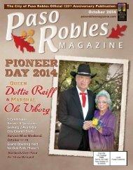 2014 October PASO Magazine