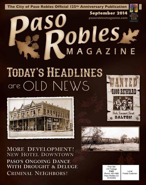 2014 September PASO Magazine