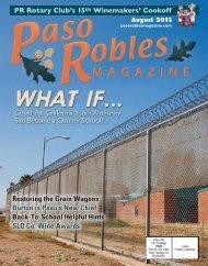 2013 August PASO Magazine