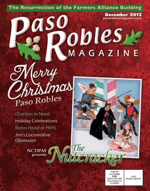 2013 December PASO Magazine