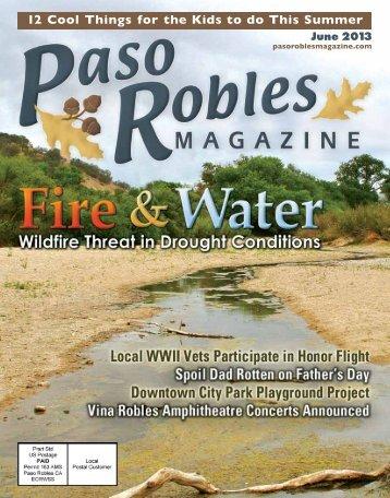 2013 June PASO Magazine