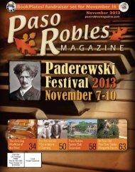 2013 November PASO Magazine