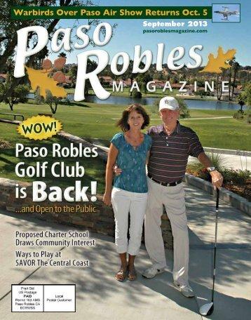 2013 September PASO Magazine