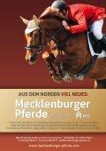 22. mecklenburger körtage - Pferdezuchtverband Mecklenburg ... - Seite 2
