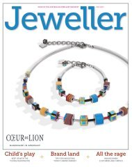 Jeweller - July Issue 2017