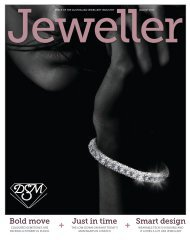 Jeweller - August Issue 2017