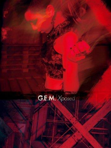 - Xposed - Digital Booklet