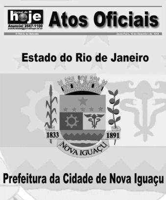Atos Oficiais 2 - Prefeitura de Nova Iguaçu