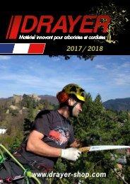 DRAYER - Catalogue Francais 2017 / 2018