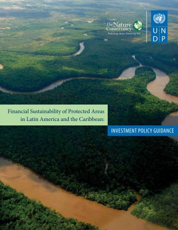 Financial Sustainability of Protected Areas - United Nations ...