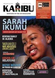 karibu magazine July 2017