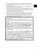 Sony SVP1121W9E - SVP1121W9E Documents de garantie Russe - Page 7