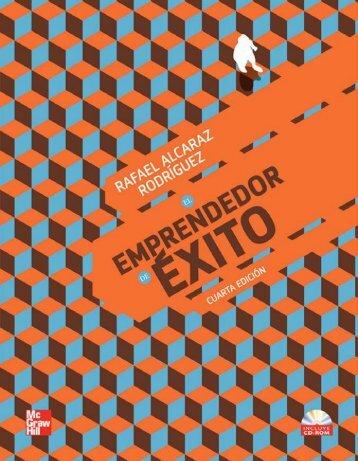 EL EMPRENDEDOR DE EXITO LIBRO