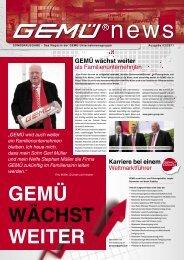 GEMÜ wächst weiter als Familienunternehmen Karriere bei einem ...