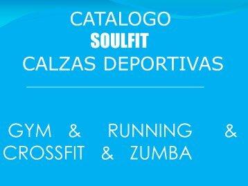 Soulfit catálogo calzas deportivas 1