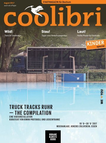 August 2017 - coolibri Bochum