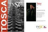 Tosca - Teatro Nacional de São Carlos