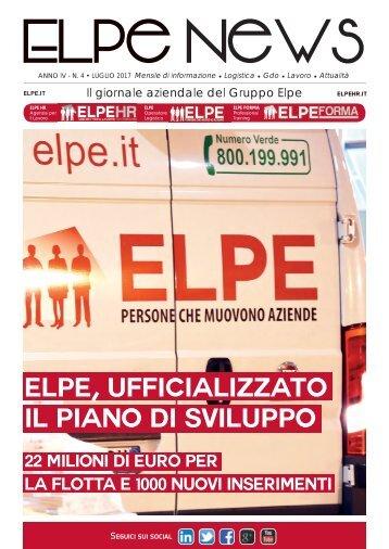 ELPE NEWS - LUGLIO 2017