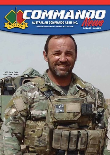 Commando News Winter Edition10 June17