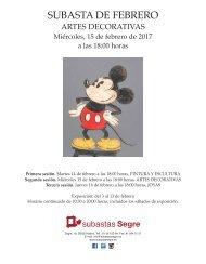 A. DECORATIVAS FEBRERO 2017