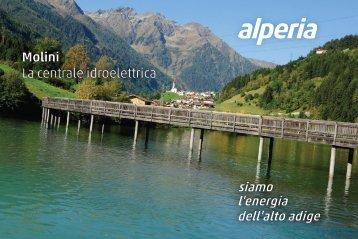Centrale idroelettrica Molini