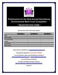 IEMCC Preliminaries Registration Form