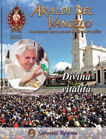 Scaricare versione PDF della rivista - Nuova Evangelizzazione