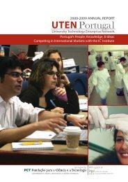 UTEN Annual Report 2008-2009