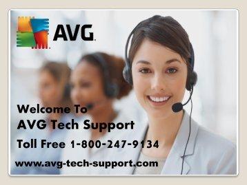 AVG Customer Support Phone Number @ Www.avg-tech-support.com