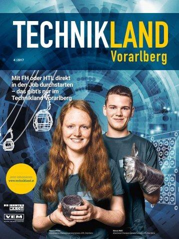 TECHNIKLAND Vorarlberg 04/2017