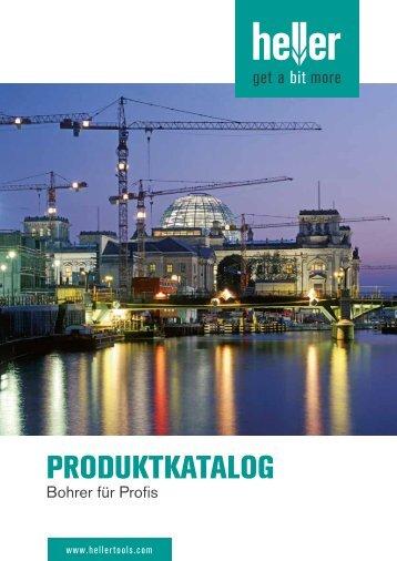 Heller Produktkatalog 2017 Deutsch