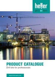 Heller Product Catalog 2017 EN